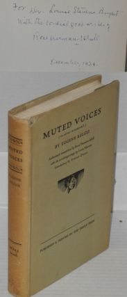 Muted voices [Glasuri in Surdina] Authorized translation by Rose Freeman-Ishill with 34 Wood...