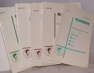 Fluoride [five issues of the journal]