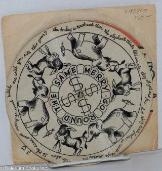 Battle Hymn of '48, I've got a ballot; Great day and The same merry go round (two 6.5 inch records)