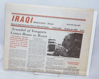 Iraqi Democratic Voice: Issue 96 (July 1992