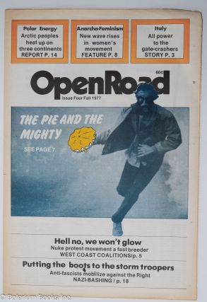 Open Road. No. 4 (Fall 1977
