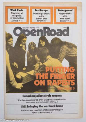 Open Road. No. 6 (Spring 1978