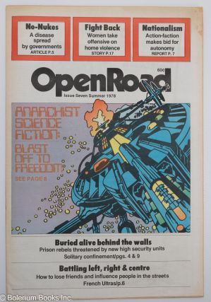 Open Road. No. 7 (Summer 1978