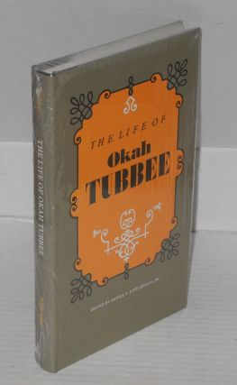 The life of Okah Tubbee; edited by Daniel F. Littlefield, Jr. Okah Tubbee