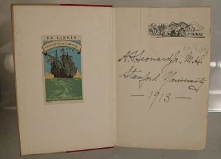 Four-Leaved Clover, Being Stanford Rhymes by Carolus Ager, Reprinted from the Student Publications, with Sundry Truthful Picturings, by Donald Hume Fry, and an Apology, by David Starr Jordan. Third Edition.