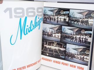 1969 Midships; United States Merchant Marine Academy / Kings Point / New York