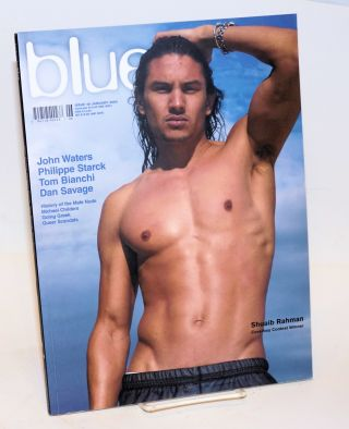 not only) Blue Issue 48, January 2004. Marcello Grand, Karen-Jane Eyre, Philippe Starck John...