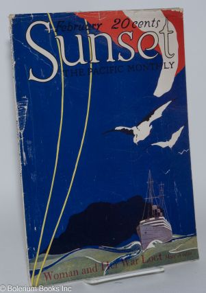 """The Mooney Case; Billings is Tried for Murder and Convicted"" [in Sunset the Pacific Monthly,..."