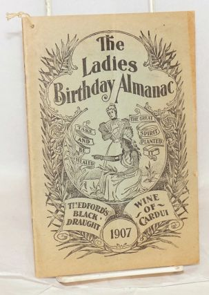The Ladies Birthday Almanac 1907