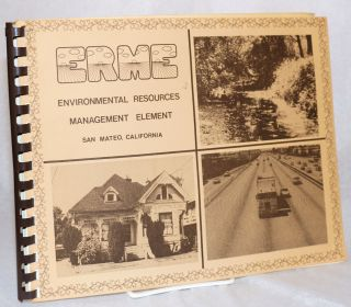 Environmental Resources Management Element of the San Mateo General Plan