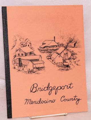 Bridgeport, Mendocino County, California. Walter Jackson