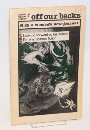 Off Our Backs: a women's news journal; vol. 17, #9, October 87