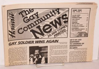 Gay Community News: Hawaii: vol. 16, no. 5 June 1989