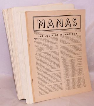 Manas. [67 issues