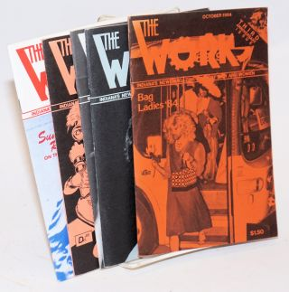 The Works: Indiana's newsmagazine for gay men and women; 5 issue broken run vol. 4, nos. 1 & 7 -...