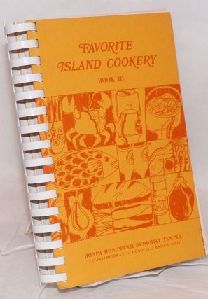 Favorite island cookery. Book III