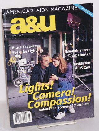 A & U: America's AIDS magazine; vol. 6, #4, issue #31, May 1997. David Waggoner, S. L. DeMaeght...