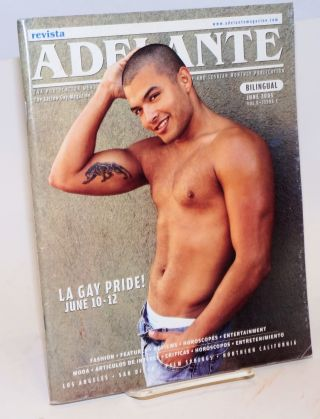 Revista adelante: a gay and lesbian monthly publication; vol. 8, issue 1, June 2005; LA Gay...