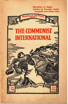 The Communist International. Vol. 12, No. 16 (August 20, 1935)