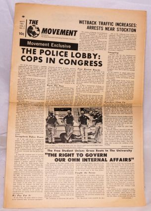 The Movement. Vol. 1 no. 9 (September 1965