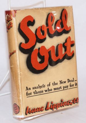 Sold out. Isaac Lippincott