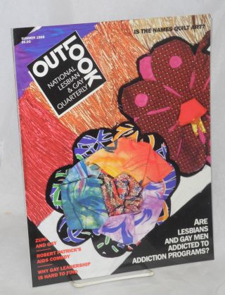 Out/look: national lesbian & gay quarterly vol. 1, #2 Summer 1988. Debra Chasnoff, Managing,...