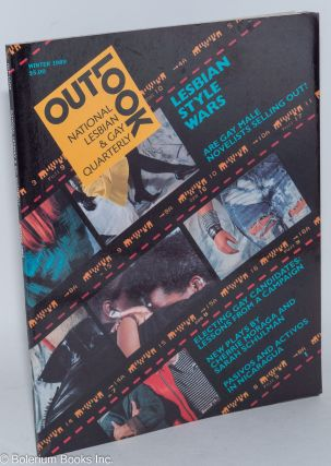 Out/look: national lesbian & gay quarterly vol. 1, #4 1989. Debra Chasnoff, Managing, Dorothy...