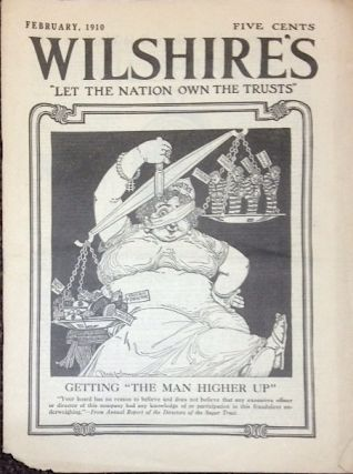 Wilshire's, vol. 14, no. 2, February, 1910. Gaylord Wilshire, ed