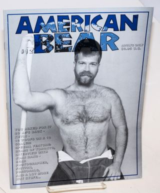 American Bear: vol. 2, #6, whole #12, April/May 1996. Tim Martin, and publisher