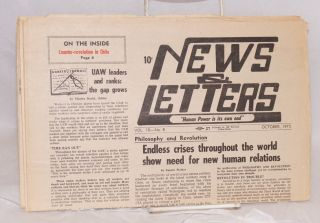 News & Letters [21 issues]