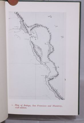 Vancouver in California 1792-1794: [Volume III] maps and illustrations, index compiled by George Shochat for the Marguerite Eyer Wilbur Collection of the original account by George Vancouver