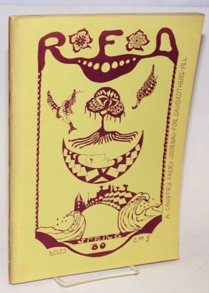 RFD: a country faery journal for gay brothers all; #23, Spring, 1980