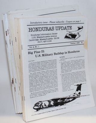 Honduras update. [48 issues