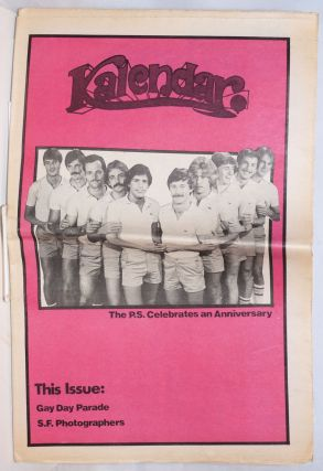 Kalendar vol. 5, issue E12?, June 24, 1977; Gay Day Parade