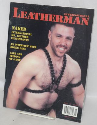 International Leatherman: issue #15 September-Oct-Nov 1997. Peter Miller, Etienne