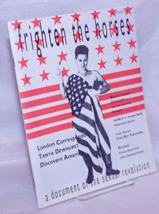 Frighten the Horses: a document of the sexual revolution #10, Summer 1992. Mark Pritchard, Cris...