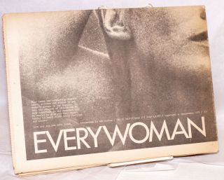 Everywoman vol. 2, no. 10 (issue 21) July 9, 1971 [aka Everywoman is our sister