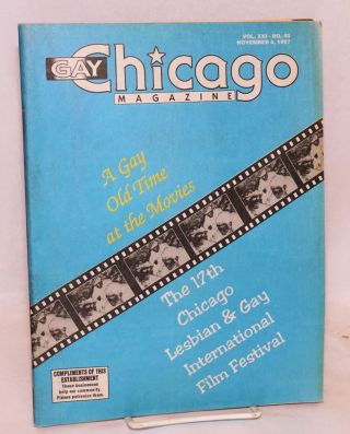Gay Chicago Magazine: vol. 21, #45, November 6, 1997