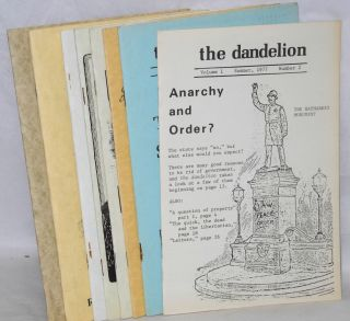 The dandelion [8 issues