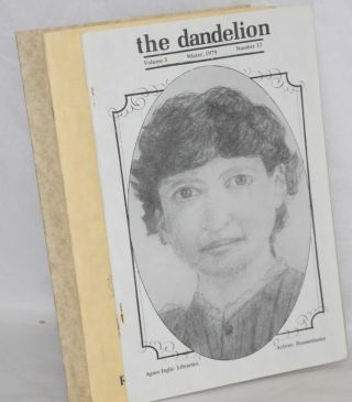 The dandelion [8 issues]