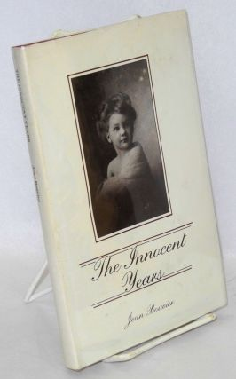 The Innocent Years. Jean Bouvier