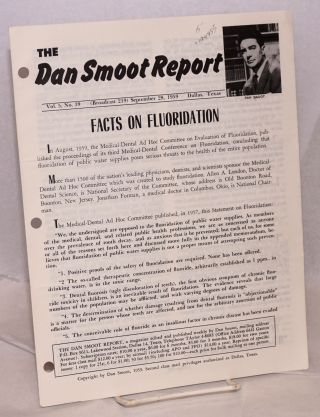 The Dan Smoot Report, vol. 5, no. 39, September 28, 1959. Dan Smoot