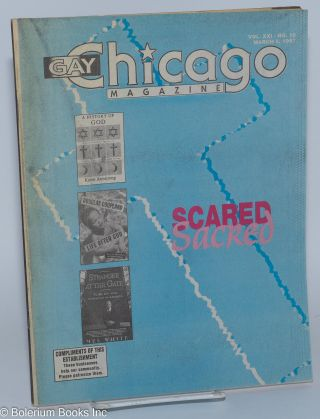 Gay Chicago magazine: vol. 21, #10, March 6, 1997; Scared Sacred