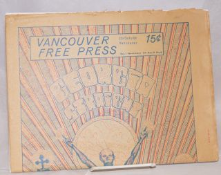 Vancouver free press. Vol. 1 no. 8
