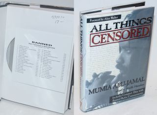 All Things Censored. Mumia Abu-Jamal, Noelle Hanrahan, Alice Walker