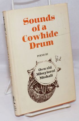 Sounds of a cowhide drum Poems