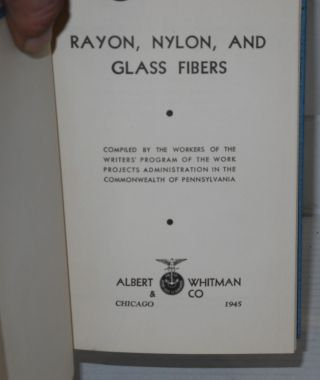 Rayon, Nylon and Glass Fibers