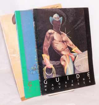 Guide Magazine: [three issues] vol. 3 #11 & 12 Nov.-Dec. 1983 & May 1984 (no issue number). Walt...
