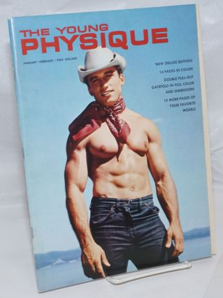 The Young Physique: vol. 5, no. 4 January-February 1964. John Tristram, Milo, Bruce of LA, Stef...