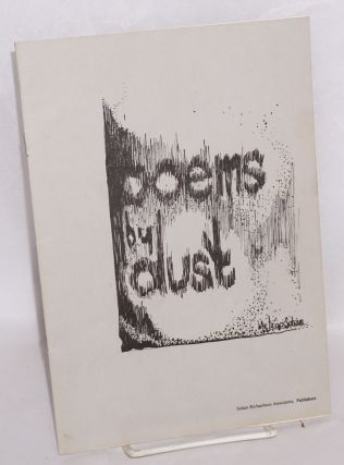 Poems by Dust. Illustrated by Metego. Welvin Stroud, as Dust